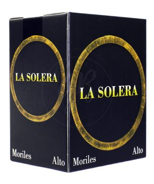 Vino Blanco Fino La Solera Bag in Box 5 Litros