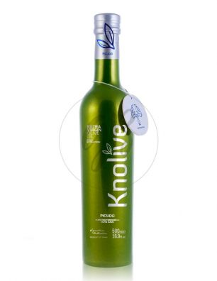 Aceite de Oliva Virgen Extra KNOLIVE Picudo 500 ml.